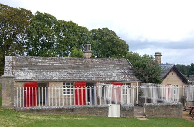 Former Kennels, Belsay Castle