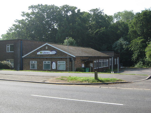 South Oxhey Library