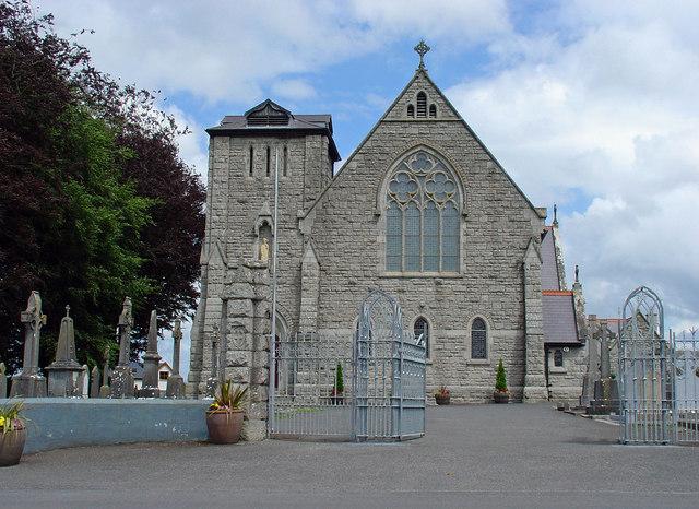 St Patrick's church: Rathoe, Co. Carlow
