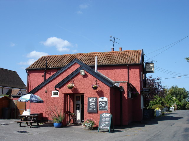 The Bakers Arms, Harkstead