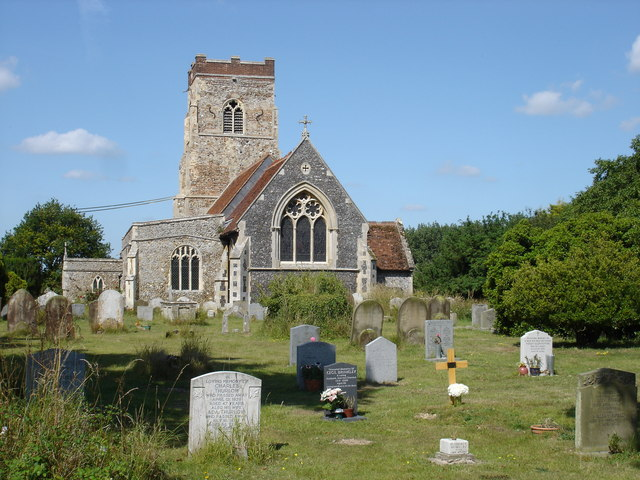 Harkstead Church