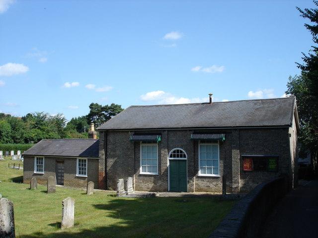 Chelmondiston Baptist Chapel