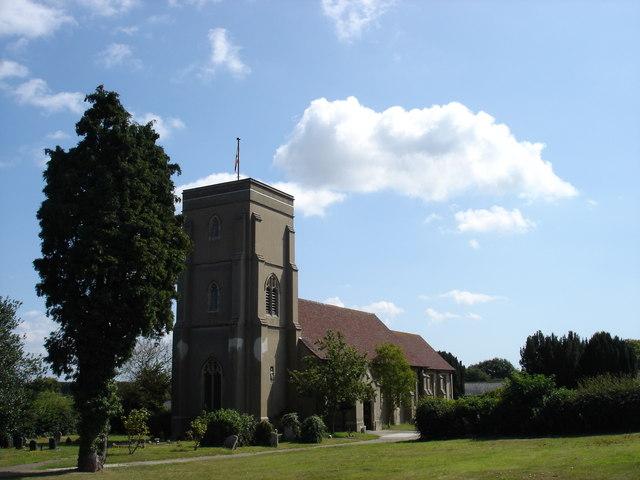 Chelmondiston Church
