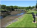 C3432 : Castle Bridge, Buncrana, Co.Donegal by Dr Neil Clifton