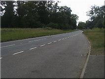 SU5598 : A4074 heading to Nuneham Courtenay by Shaun Ferguson