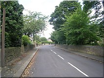 SE1421 : Lyndhurst Road - Huddersfield Road by Betty Longbottom