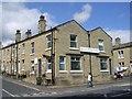 SE1423 : Oddfellows Hall - Bradford Road by Betty Longbottom