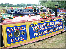 SU9948 : Salter Paul / Theophilus Timms by Colin Smith