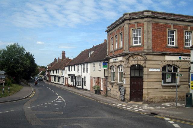 High Street, Wingham, Kent