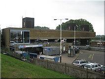TL3707 : Broxbourne Railway Station, Hertfordshire by Richard Rogerson