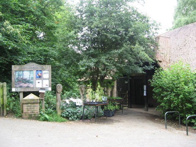 Visitor Centre, Buchan Country Park, Crawley, West Sussex