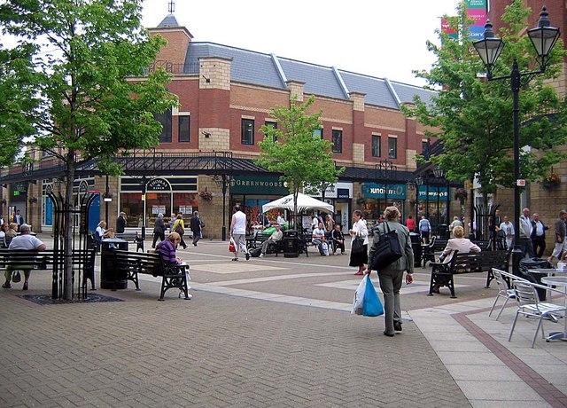 Captain Cook Square