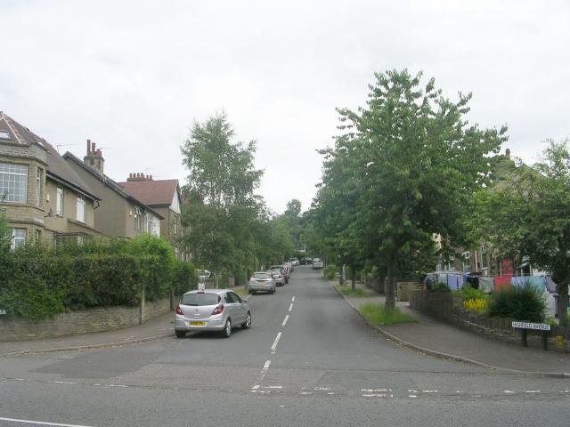 Highfield Avenue - Bradford Road