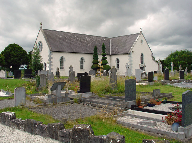 Church: Eglish, Co. Offaly