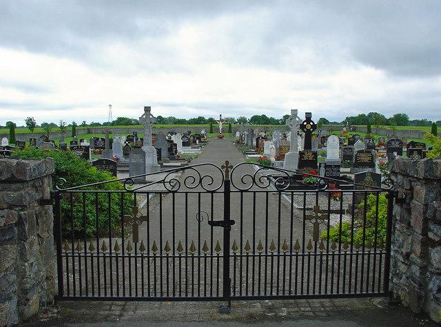 Cemetery: Milltownpass, Co. Westmeath