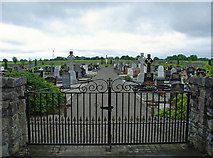 N4943 : Cemetery: Milltownpass, Co. Westmeath by Dylan Moore
