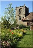 SD9772 : St Mary's church by David Pickersgill