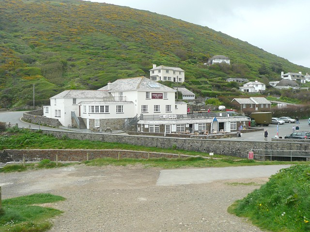 The Coombe Barton Inn, Crackington Haven, St Gennys