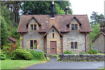 NU0702 : Estate cottage at Cragside by Andy F