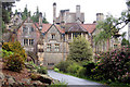 NU0702 : North facade of the house, Cragside by Andy F