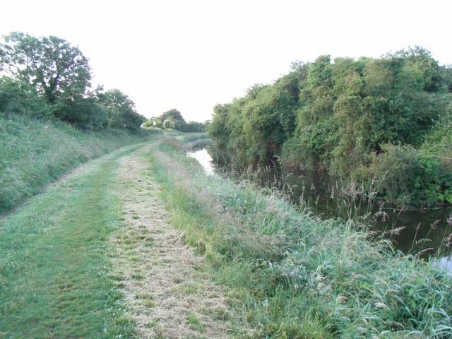 Royal Canal Northwest of Kilcock, Co. Kildare