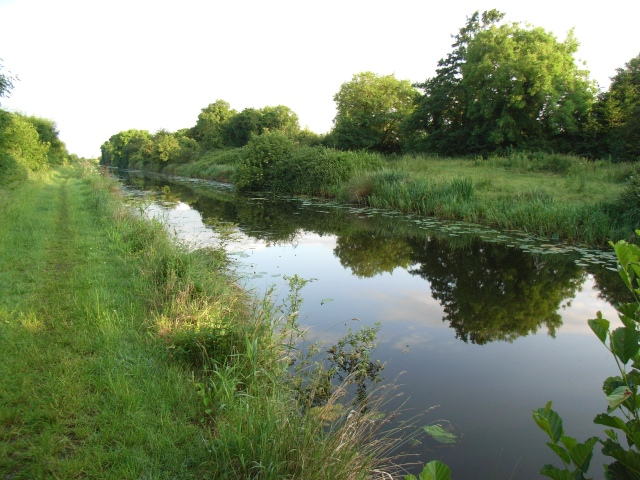 Royal Canal west of Fern's Lock, Co. Meath