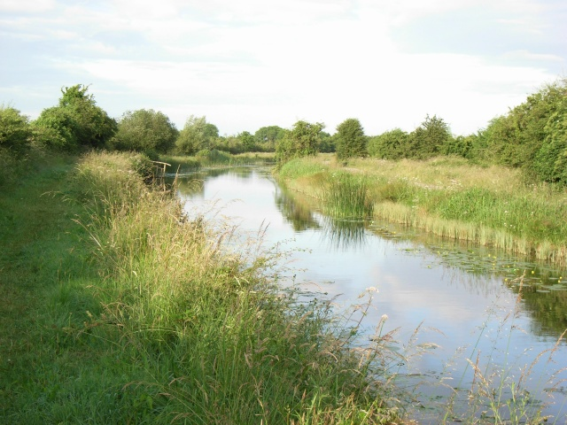 Royal Canal at Kilbrook, Co. Kildare
