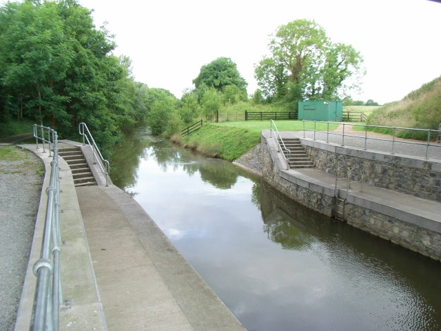 Royal Canal west of Enfield, Co. Meath