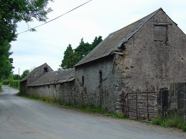 Farm building near Slieveroe, Co. Kilkenny