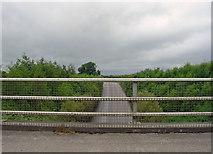 N5743 : Bridge over cement plant access road: Killaskillen, Co. Meath by Dylan Moore