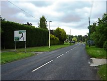 SE9182 : Road  Junction  Snainton by Martin Dawes