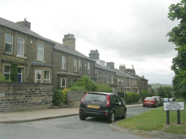 Savile Park - Free School Lane