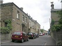 SE0824 : Ingram Street - Free School Lane by Betty Longbottom