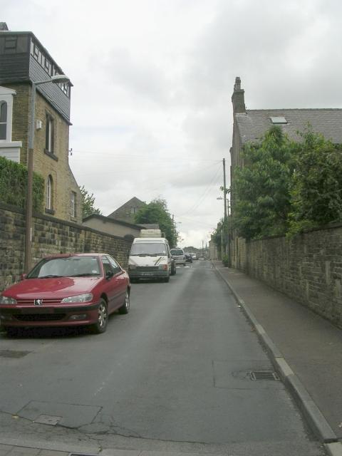 Moorfield Street - Free School Lane