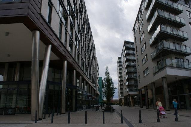 Clarence Dock Development