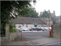 SE0824 : Arden Road Social Club - Arden Road by Betty Longbottom