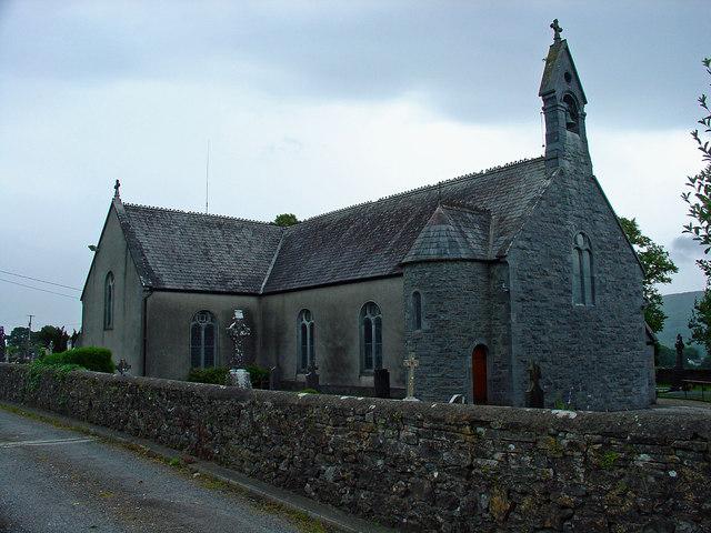 Church: Kilsheelan, Co. Tipperary