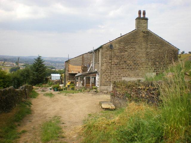 Dean House Farm, Jagger Green Dean
