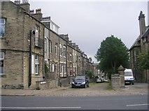 SE0824 : St Jude's Street - Savile Park Road by Betty Longbottom