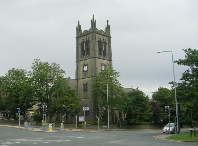 St Jude's Church - Free School Lane