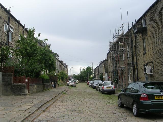 Clover Hill Terrace - Free School Lane