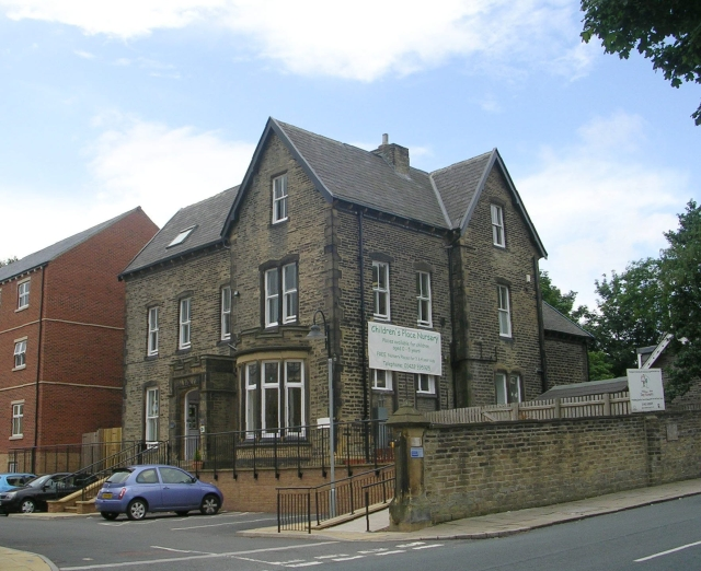 Children's Place Nursery - Free School Lane