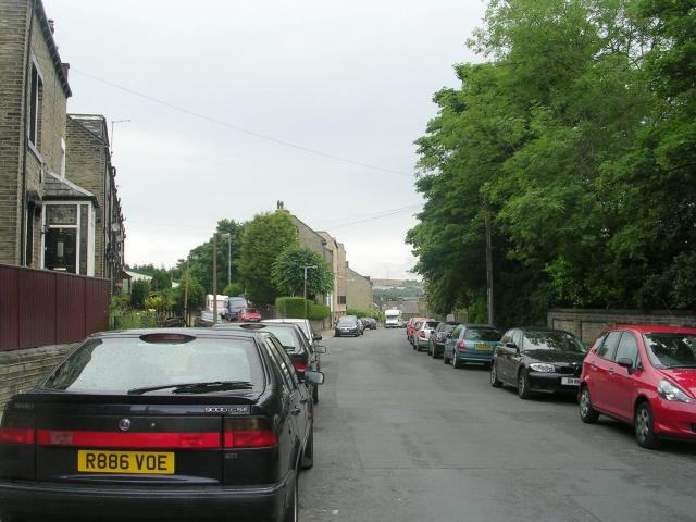 Clover Hill Road - Free School Lane