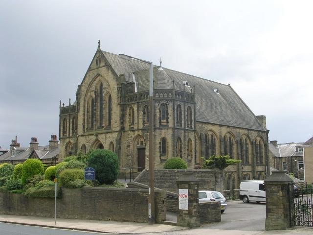 Heath United Reformed Church - Free School Lane