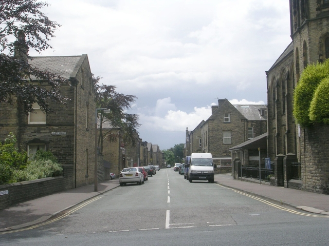 Manor Drive - Free School Lane