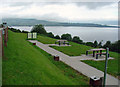 R7380 : Viewpoint above Lough Derg: Portroe, Co. Tipperary by Dylan Moore