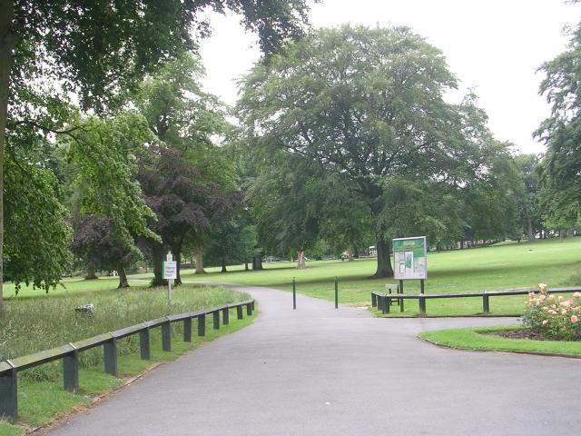 Manor Heath Park - Skircoat Green Road
