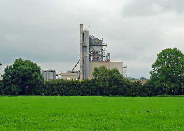 Kinnegad asphalt plant, Co. Meath
