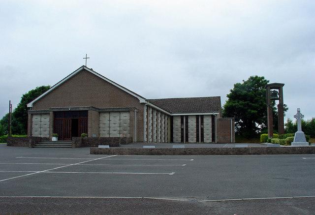 Church: Ballinabrackey, Co. Meath