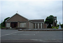 N5741 : Church: Ballinabrackey, Co. Meath by Dylan Moore